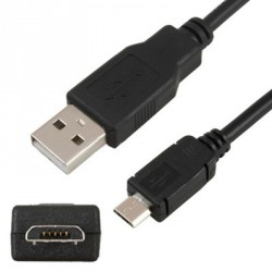 Cable micro Usb 2.0 1.8M