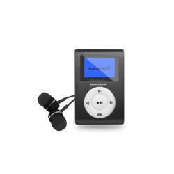 MP3 4GB Sunstech Dedalo II, Radio y Auriculares